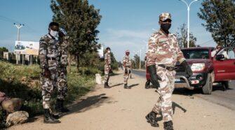pas de pourparlers avant que les autorités du Tigré ne soient totalement désarmées