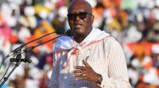 president Christian Kabore