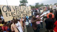 presidentielle au Burkina Faso