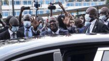 le Conseil constitutionnel confirme la réélection d'Alassane Ouattara pour un troisième mandat