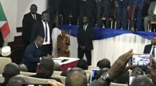 Signature d'un pacte de réconciliation en Centrafrique