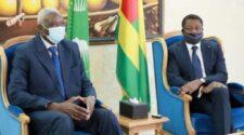 Tournée diplomatique : le président Bah NDaw est à Lomé