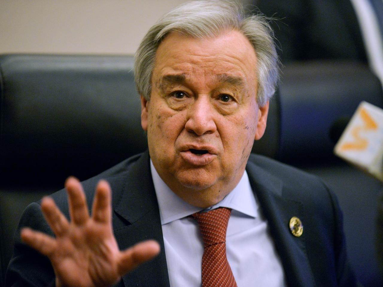 DUDH 2020: SG António Guterres, «Les personnes et leurs droits doivent être au cœur de la riposte et de la relance»