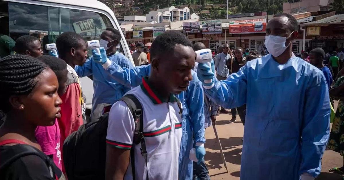 Rwanda/Covid-19 : les Rwandais devront fêter Noël et le Nouvel An sous un couvre-feu