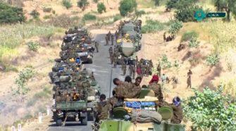 ETHIOPIE la province du Tigré demeure une zone de combat