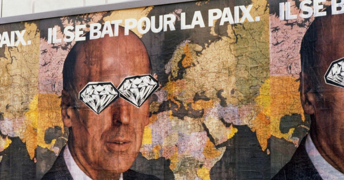 France politique africaine sous Giscard d Estaing, que retenir