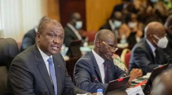 Le dialogue politique en côte d'ivoire en bonne progression