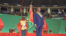 Le président Roch Christian Kaboré prend officiellement fonction