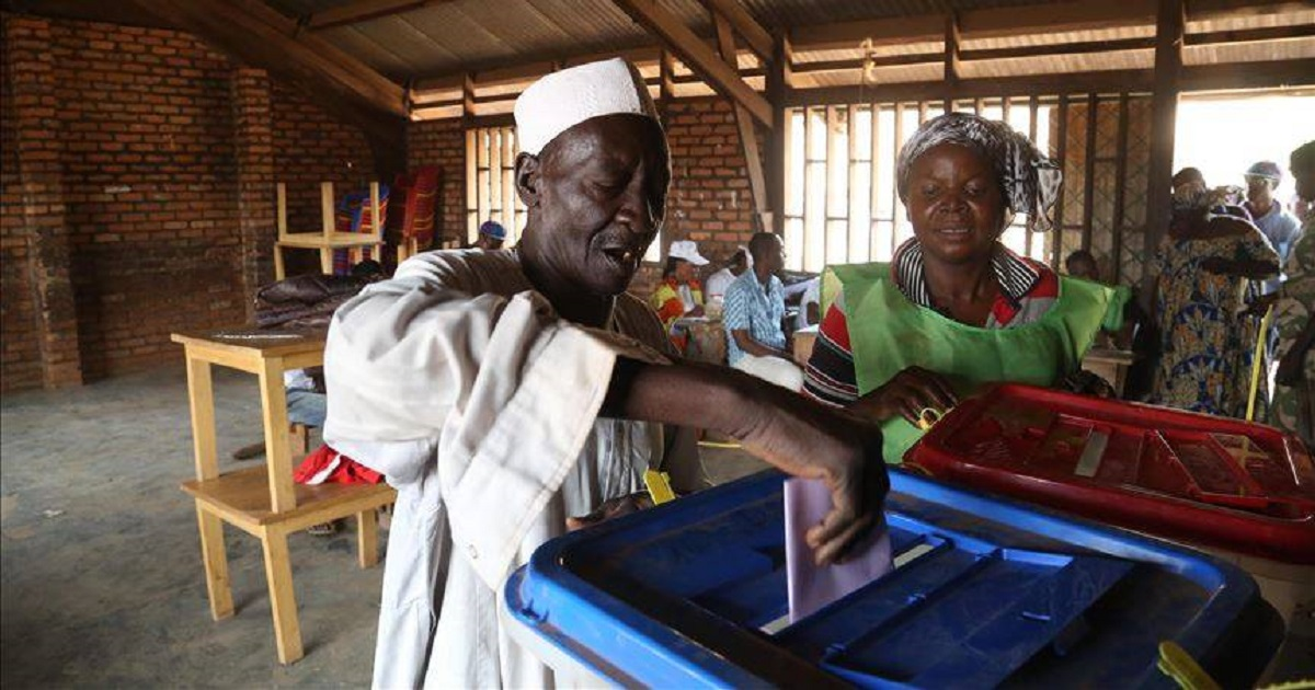 Présidentielle en Centrafrique : le report des élections du 27 décembre n'est pas à l'ordre du jour