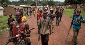 Le scrutin électoral en Centrafrique se déroule sous extrême tension