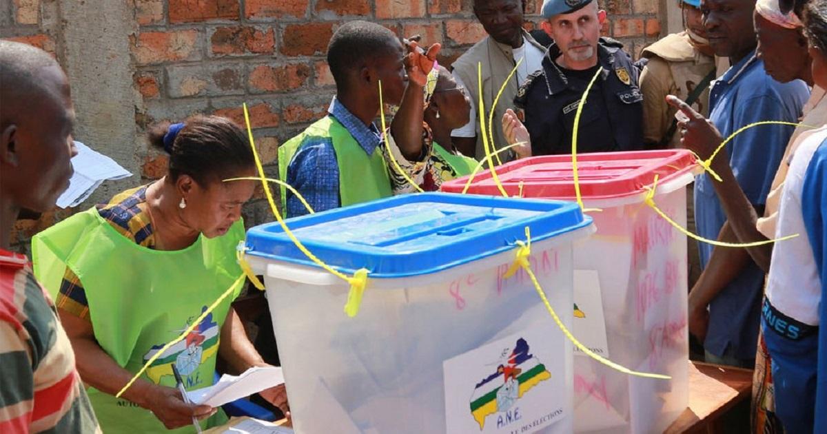 Les autorités centrafricaines confirment la tenue du scrutin du dimanche 27 décembre