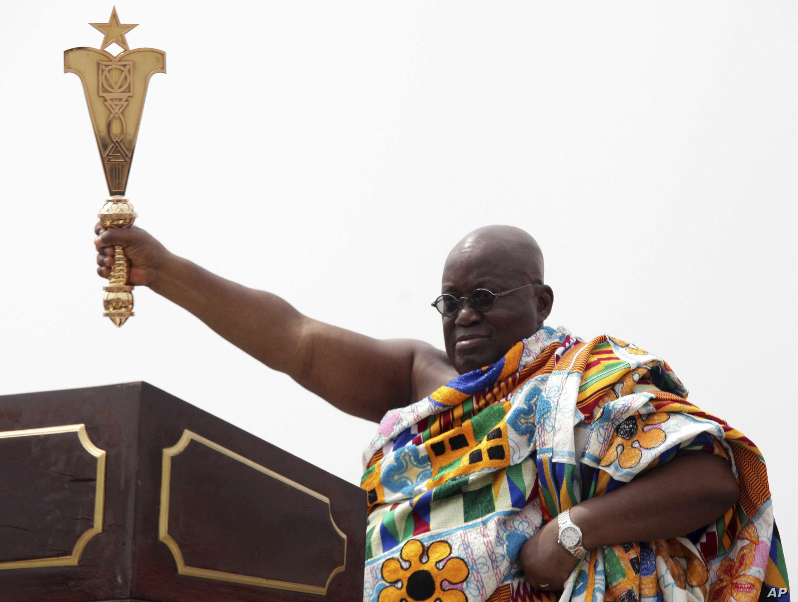 Ghana / Presidential 2020: Nana Akufo-Addo wins a second term