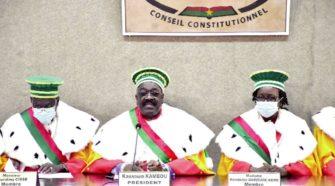 Résultats définitifs des législatives au Burkina Faso : le Conseil constitutionnel confirme la victoire du MPP