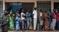 Un lendemain de scrutin en Centrafrique mitigé à cause des perturbations