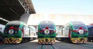 chemin de fer Lagos-Ibadan