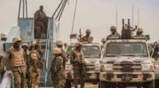 lutte anti-terroriste l armee du Niger se prépare à mettre les terroristes hors champ