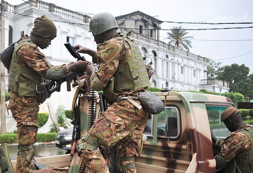 Political stability in Mali : towards negotiations with the terrorists ?