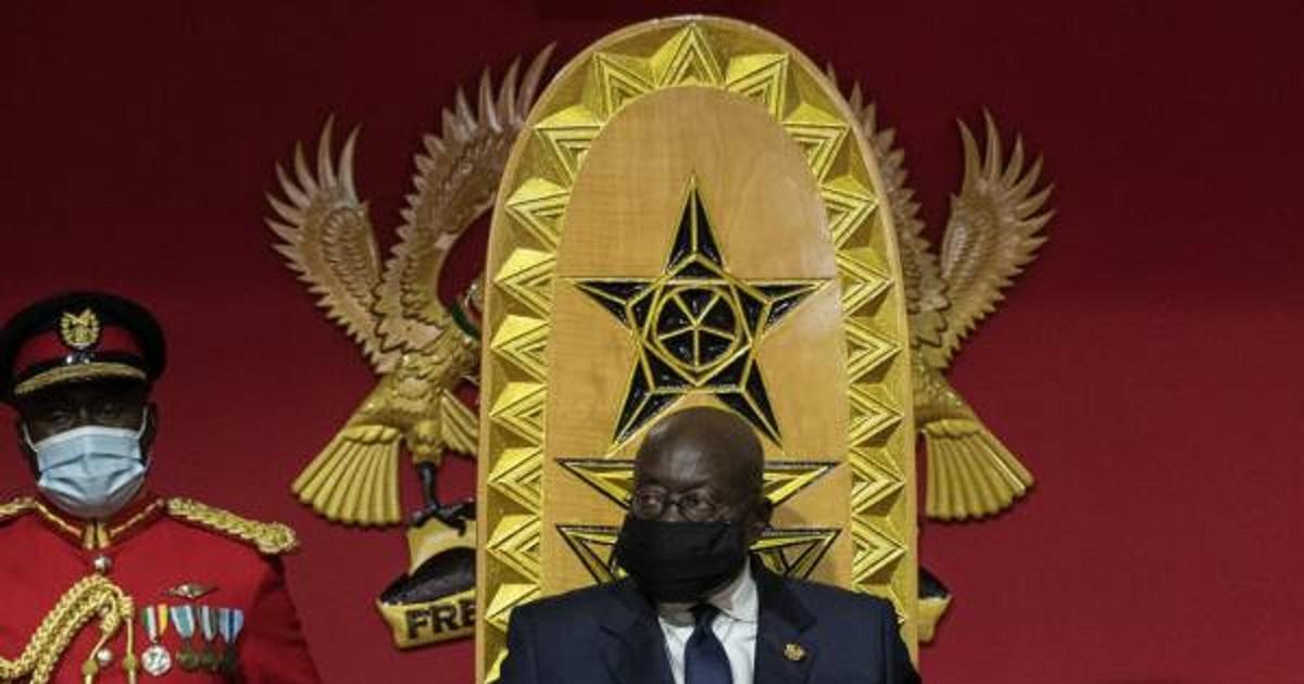 Le Président Akufo-Addo dans une cohabitation difficile
