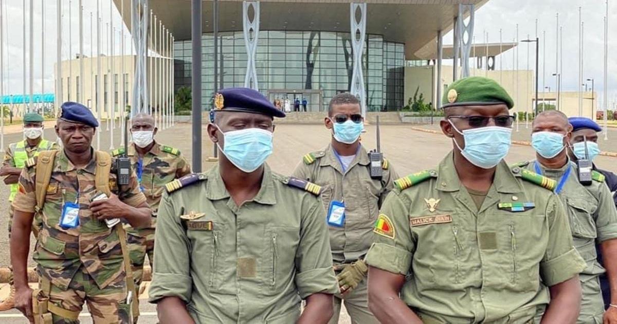 CNSP au Mali