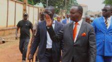 Centrafrique le parti de François Bozizé KWA NA KWA, crie «persécution»