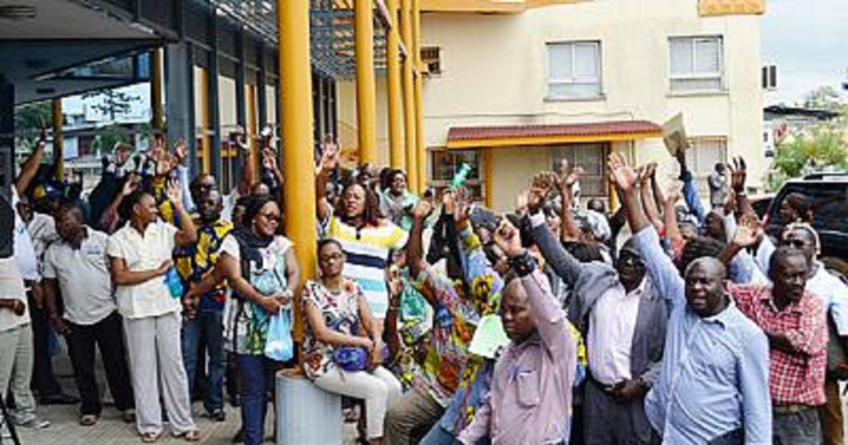 Gabonese teachers begin three-day strike
