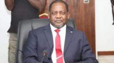 Le premier ministre Firmin Ngrebada en visite à Boali...