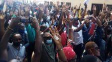Les enseignants Gabonais en grève de 3 jours