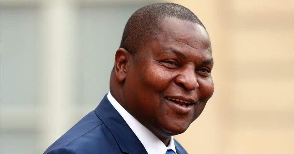 Présidentielle au Centrafrique, Touadéra réélu avec 53,92% des voix