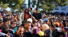 grogne sociale en Tunisie