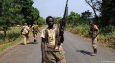 rebelles en Centrafrique