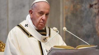 Le Pape François invite à privilégier le dialogue
