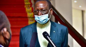 RDC: le Premier ministre Sylvestre Ilunga a rendu son tablier