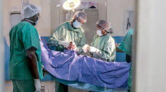 médécins urgentistes au Sénégal