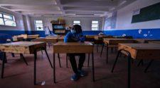 reprise des classes au Rwanda