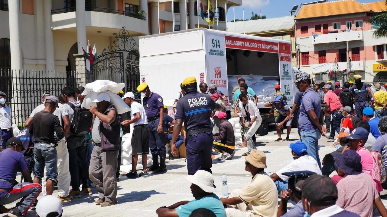 Covid19 en Madagascar : un nouveau rapport accablant sur la distribution des aides sociales