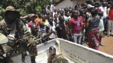 violences à Bangui