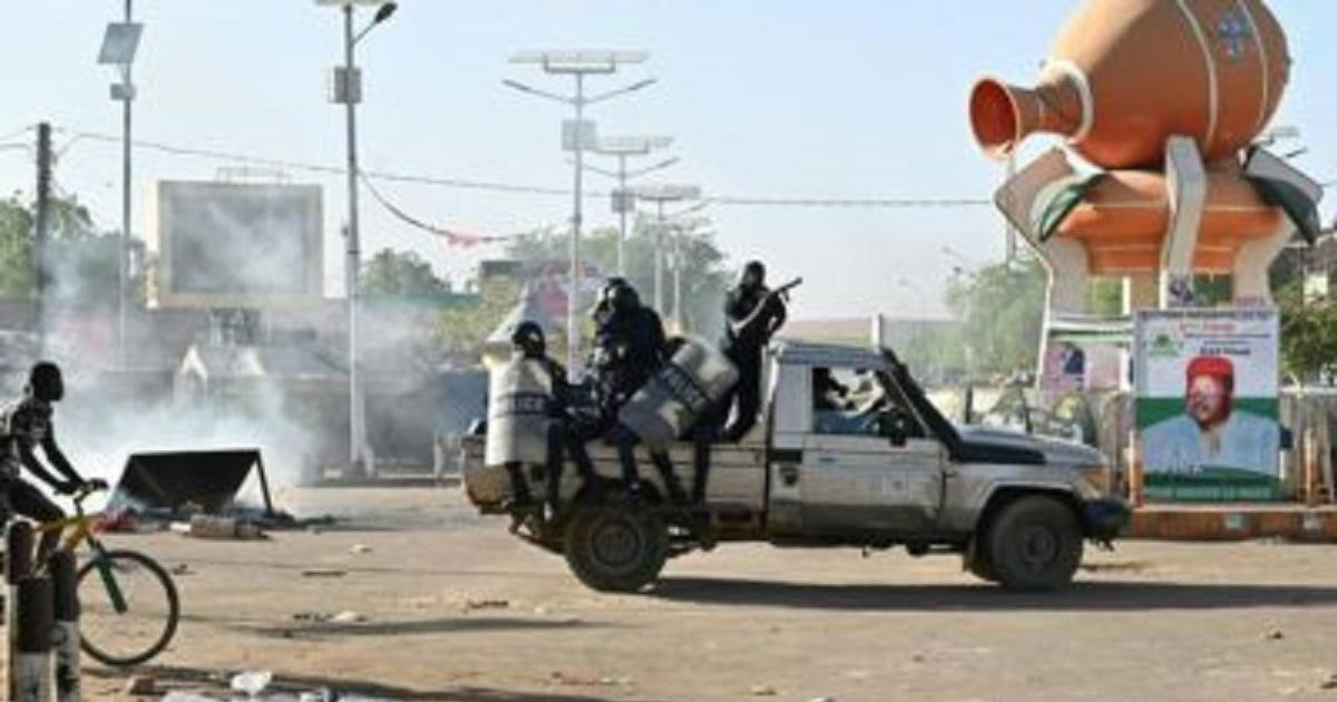 Élection Présidentielle Nigérienne, d'importants troubles à la suite de la proclamation des résultats provisoires