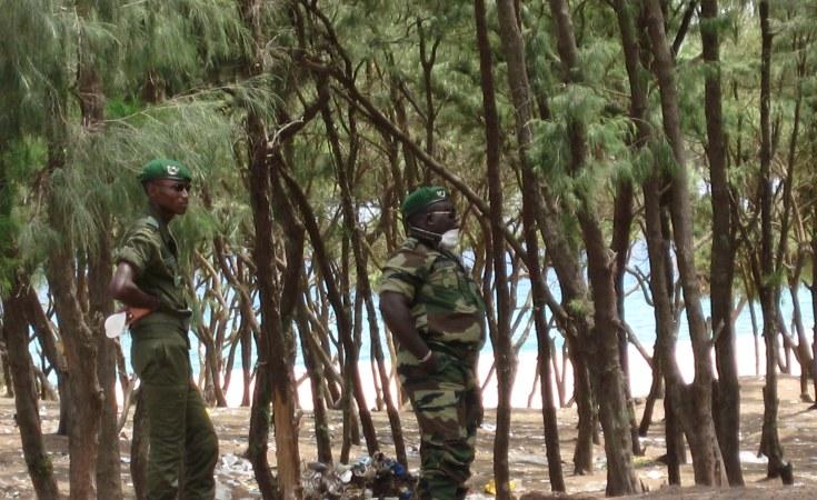 La Casamance au Sénégal toujours en proie à l'insécurité