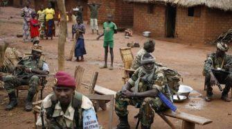 Centrafrique: la ville de Bouar reprise par les Faca