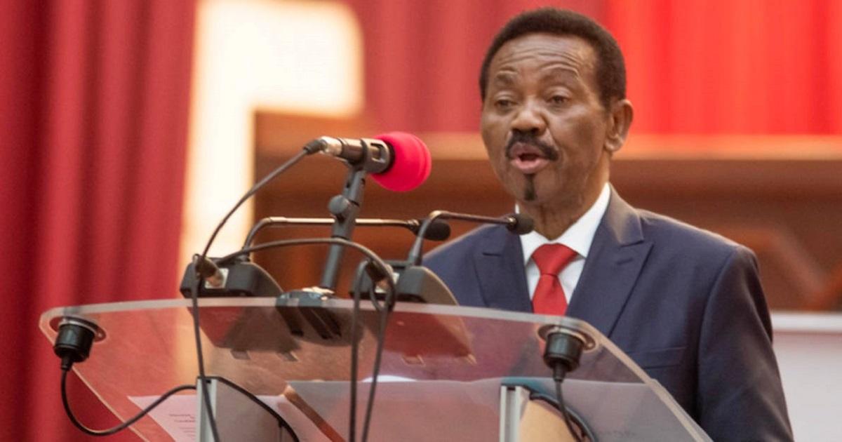 Congo: Christophe Mboso prend la tête de l'Assemblée nationale