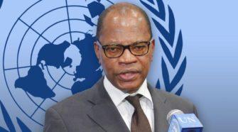 Présidentielle au Bénin: le Ghanéen Ibn Chambas en « mission d'information »