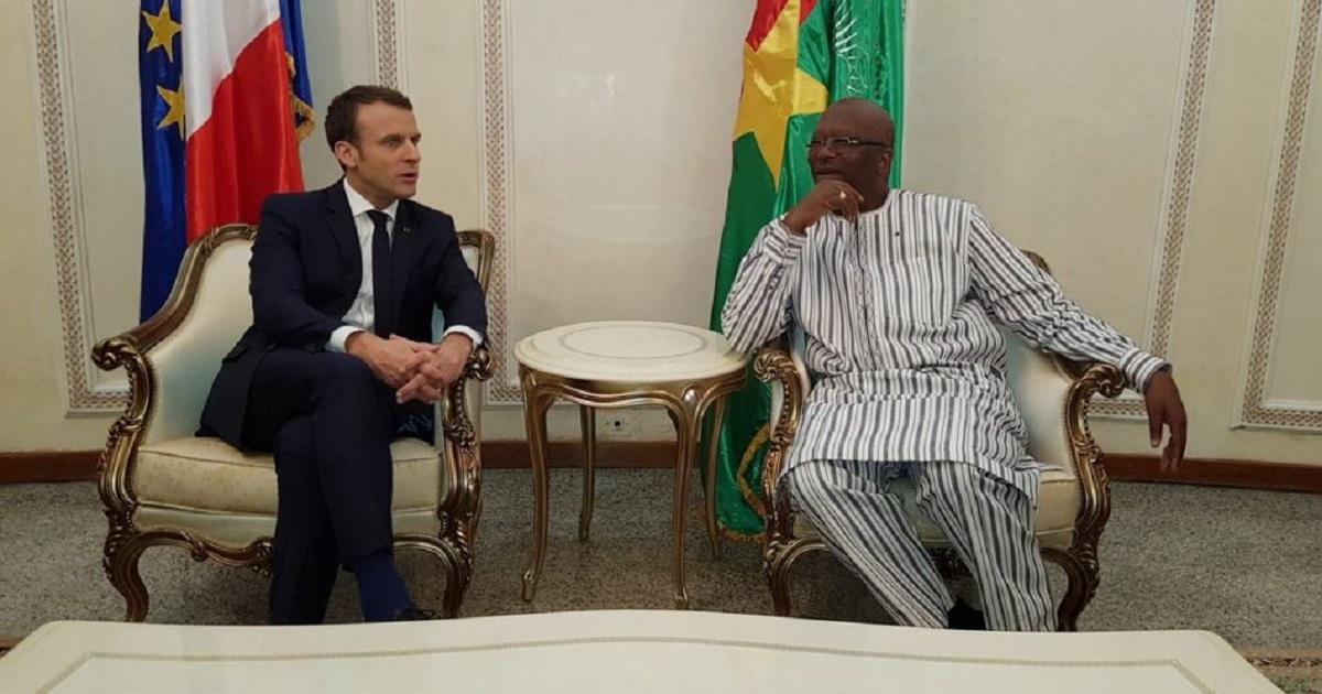 Burkina Faso / Diplomatie: Le président Roch Marc Christian Kaboré en visite de travail en France