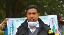 Les paramédicaux malgaches en grève en plein covid-19