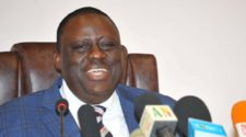 Bénin/Présidentielle 2021: Louis Vlavonou répond aux critiques de Joel Aivo