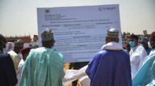 Le Président Mahamadou Issoufou inaugure des infrastructures