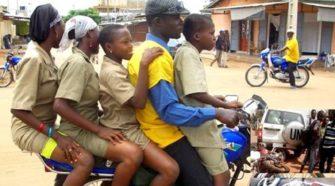 Motos-taxis en Centrafrique: l'impatience grandit chez les conducteurs