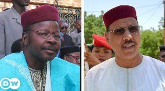 Niger/Présidentielle: Mohammed Bazoum et Mahamane Ousmane amorcent le dernier virage