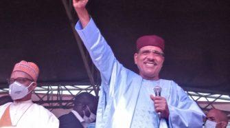 Discours du Président Bazoum Mohamed