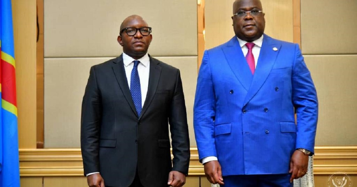 RDC Sama Lukonde Kyenge nommé Premier Ministre