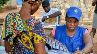 Election Présidentielle au Tchad